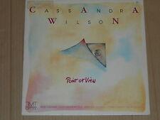 CASSANDRA WILSON -Point Of View- LP