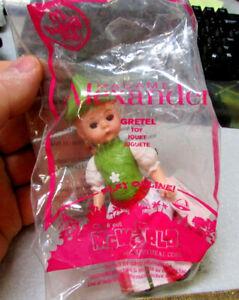 Madame Alexander McDonalds Happy Meal Toy ACTION FIGURE 2010 #5 Gretel