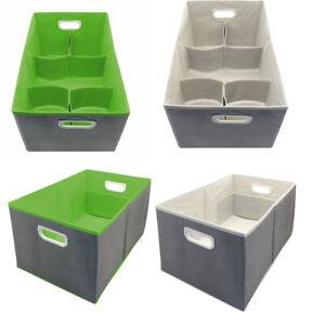 Multi Compartment Storage Box, Adjustable Drawer Organiser
