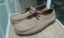 Mens CLARKS Casual Suede Shoes , size 10 G UK