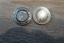 1 Stück 5 Euro Sondermünze 2020 Subpolare Zone Prägestätte D bankfrisch