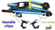 Trolley Jack handle clips for 2, 3 Ton Hydraulic Car Van Garage mechanic lift