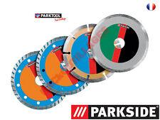 PARKSIDE® Accessoires pour meuleuse d'angle Set de disques diamant 4 Pieces