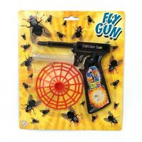 FLY SWATTER GUN BOYS FUN SHOOTING TOY GIFT FAVOR XMAS CHRISTMAS STOCKING FILLER