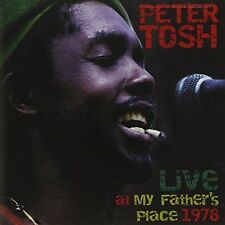 Peter Tosh - Live at My Fathers Place [New CD] UK - Import