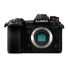 Panasonic Lumix DCG9GNK Mirrorless Camera Body Only