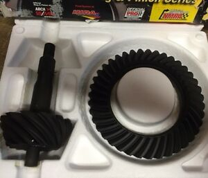 """8"""" FORD DIFF GEARS MUSTANG 8 3/4"""" 4.11 RATIO"""