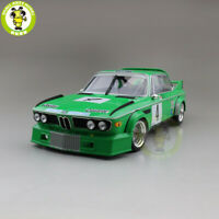 1/18 BMW 3.0 CSL JOLLY CLUB MILANO WINNERS 1979 #4 Minichamps Diecast Model Car