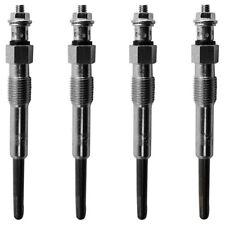 4 bougie de préchauffage Scudo 206 306 Expert 1.9d dw8 dw8b diesel neuves