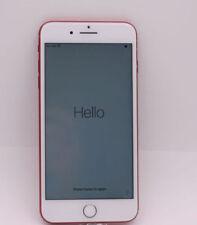Cellulari e smartphone rossi modello Apple iPhone 7 Plus con 128 GB di memoria