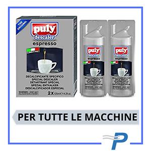 decalcificante per MACCHINA DA CAFFE' casa PULY DESCALER liquido tutte le marche