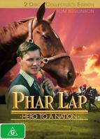 Phar Lap: Hero to a Nation Coll's Ed - DVD Region 4 Free Shipping!