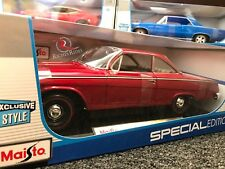 **EXCLUSIVE** Maisto 1:18 Scale Diecast Model - 1962 Chevrolet Bel Air (Red)