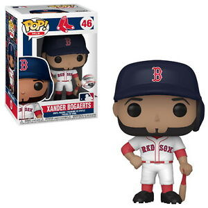 Pop! MLB #46 Xander Bogaerts Funko Vinyl Figure Boston Red Sox