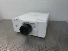 Panasonic PT- DZ570U WUXGA 1080p DLP Video Projector 4000 lumens