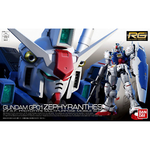 Gundam 0083 - RG 12 1/144 Gundam GP01 Zephyranthes