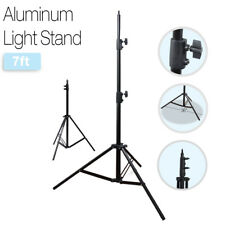 7 ft Photo Studio Heavy Duty Photography Tripod Light Stand Height Adjustable