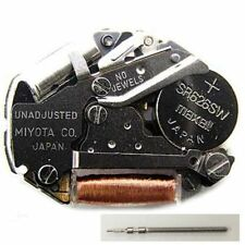 NEW SEALED Japan Miyota 2035 Quartz Watch Movement Battery Included Replace *USA