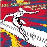 "JOE SATRIANI ""SURFING WITH THE ALIEN"" CD NEUWARE"