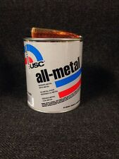 Usc All-Metal Aluminum Filled Auto Body Filler (Quart)