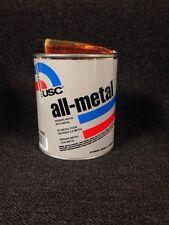 USC All-Metal Aluminum Filled Auto Body Filler (Quart)