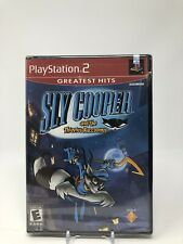 PS2 - Sly Cooper & the Thievius Raccoonus ~ Brand New Factory Sealed Game ~ GH ~