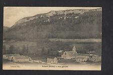 LEONCEL (26) VILLAS , CORPS de FERME & EGLISE en 1906