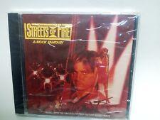 STREETS OF FIRE A ROCK FANTASY BANDA SONORA ORIGINAL CD NUEVO