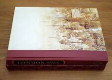 Folio Society  -  LONDON: PORTRAIT OF A CITY by Roger Hudson
