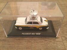 """Ixo Altaya 1/43 Peugeot 403 """"SEB"""" very nice"""