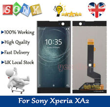For Sony Xperia XA2 H3113 4113 LCD Touch Digitizer Screen DIsplay Assembly Black