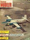 AMERICAN MODELER Magazine June 1961 Tiny Thom: C/L racer .010  Full Size Plans