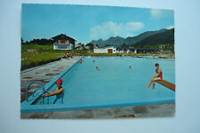 Wertschach im Gailtal - Schwimmbad mit Besuchern - Nötsch - Gailtal