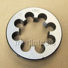 40mm x 1.5 Metric Right hand Thread Die M40 x 1.5mm Pitch