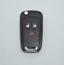 100% OEM 13 14 15 GM CHEVY SPARK FLIP KEY KEYLESS ENTRY REMOTE FOB 95989830