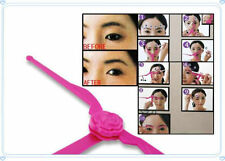 DIY Style Shape Frame Eyebrow Guide Shaping Stencils Cosmetic Tool MakeUp