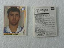 Panini-Fußball WM 2002 Sammelbilder