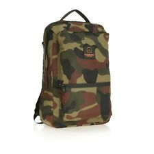 A.G SPALDING & BROS. CHANGE BACKPACK LARGE CAMOUFLAGE CAMO NYLON MADE IN USA NWT
