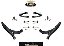 96-00 Civic Upper & Lower Control Arm With Ball Joints Tie Rods 10Pc