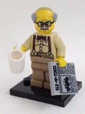 Authentic LEGO Minifigures Grandpa Series 10 71001
