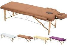 MFB Provence® - Drap Housse de protection pour tables de massage - Chocolat