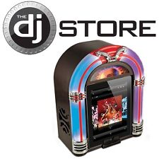 Ion Jukebox Dock Retro Speaker Dock for iPad iPhone and iPod (NEW)