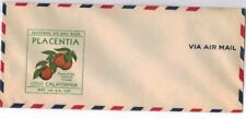 National Airmail Week - Placentia, CA - May 1938