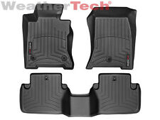 WeatherTech FloorLiner Mats for Acura TL (AWD/ Automatic Trans) 2009-2014- Black