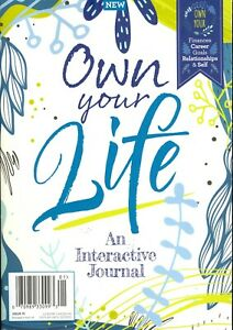 Own Your Life: An Interactive Journal (Finances-Career-Goals-Relationships-Self)