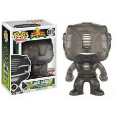 Black Teleporting Ranger Power Rangers 2017 Funko Pop Vinyl Figure
