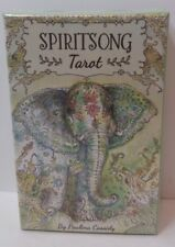 Spiritsong Tarot By Pauline Cassidy 78 Card Deck and 108 Page Guidebook