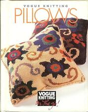 Vogue Knitting on the Go! PILLOWS - 20 Knitted Projects, HB