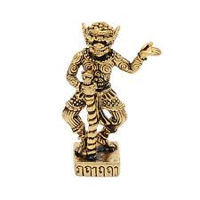 Vietguild's Thai Giant Vessava?a Bronze Figurine Statue Amulet
