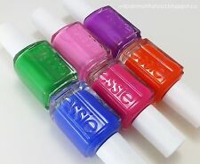 Essie DJ Play That Song 2013 Neon Collection Nail Polish 6 pc set HARD TO FIND